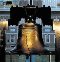 liberty bell pennsylvania..